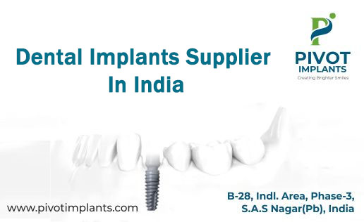 Dental Implants Supplier in India